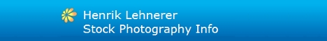 Henrik Lehnerer Stock Photography Info